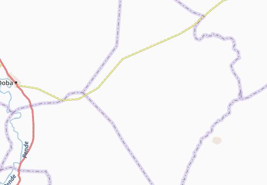 Carte-Plan Beboukata