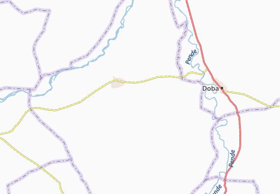 Carte-Plan Bengaoda