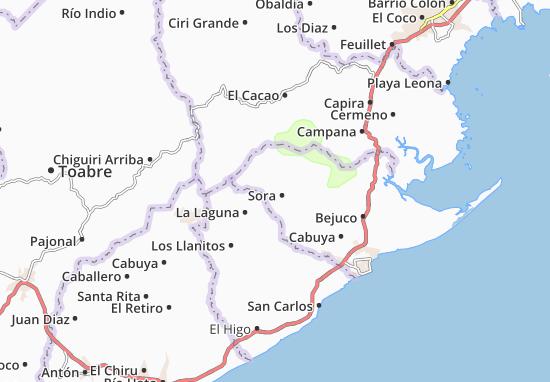 Sora Map