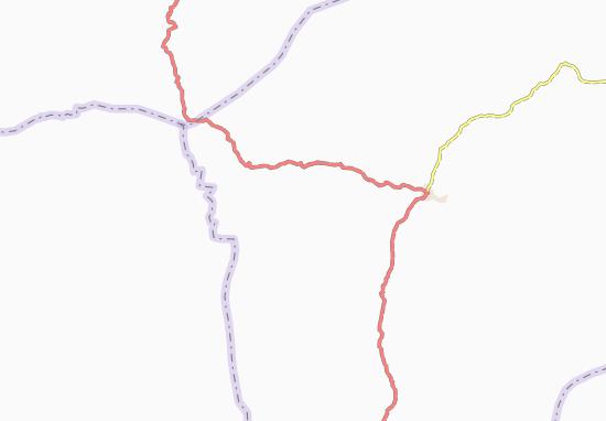Carte-Plan Ouatoferedougou