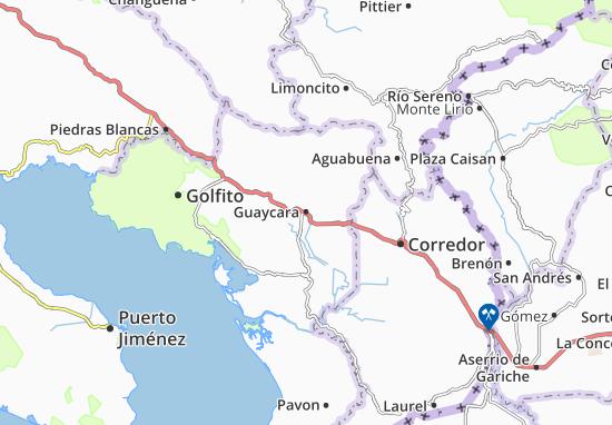 Mappe-Piantine Guaycara