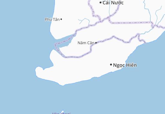 Viên An Đông Map