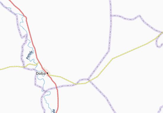 Carte-Plan Benamsara