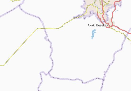 Carte-Plan Kolecha
