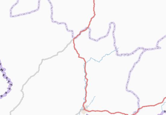Carte-Plan Pondodou