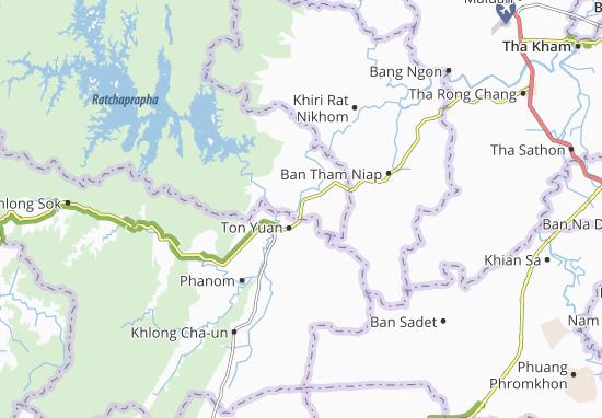 Mappe-Piantine Ban Ta Khun