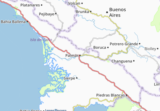 Mappe-Piantine Palmar