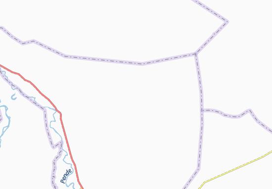 Carte-Plan Manigaga