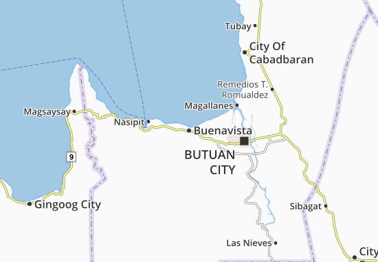 Buenavista Map