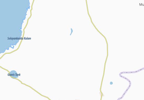 Mundumurippu Map