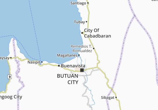 Mappe-Piantine Magallanes