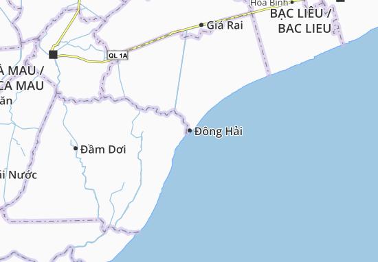 Carte-Plan Đông Hải