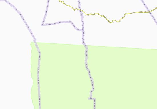 Carte-Plan Gutuyu