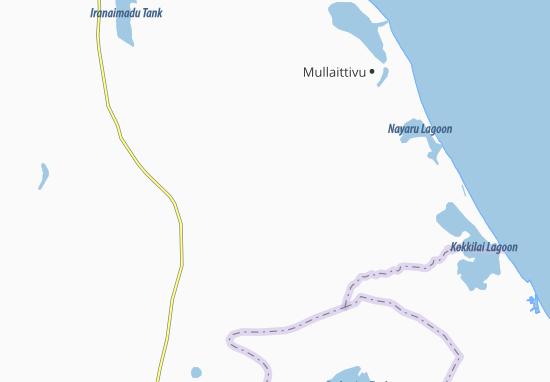 Nedunkeni Map
