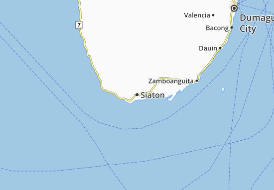 Mapa Plano Siaton