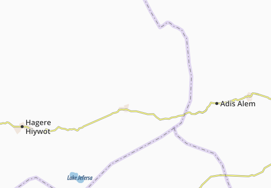 Carte-Plan Abiy
