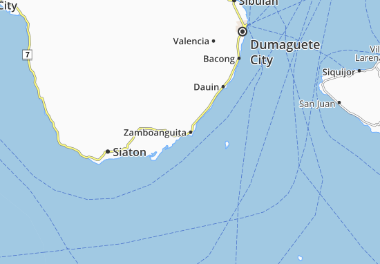 Mappe-Piantine Zamboanguita