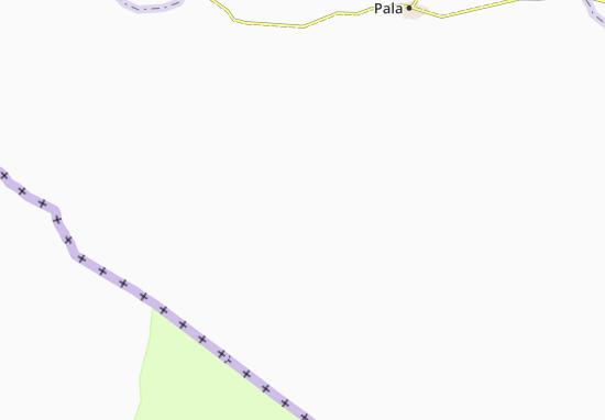 Carte-Plan Ouloukou