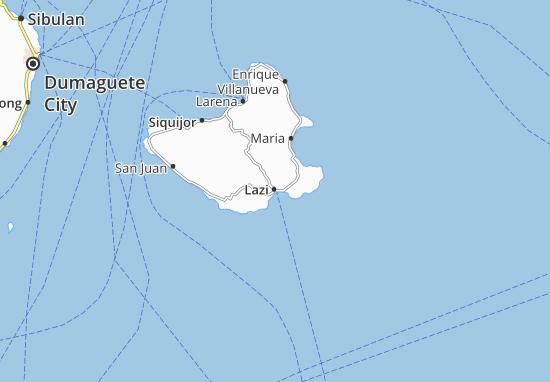 Mappe-Piantine Lazi