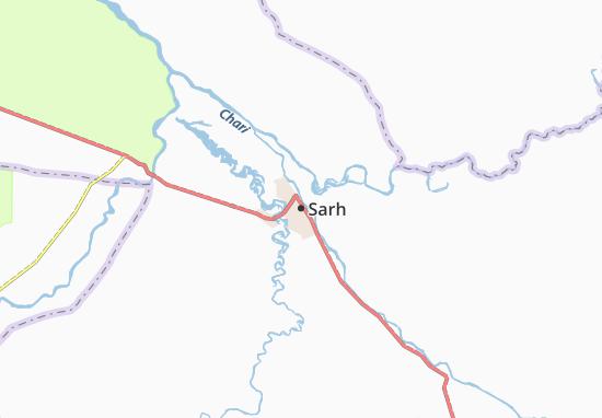 Sarh Map
