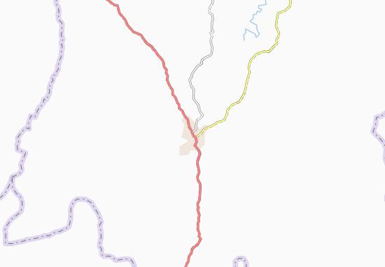 Mapas-Planos Kissidougou