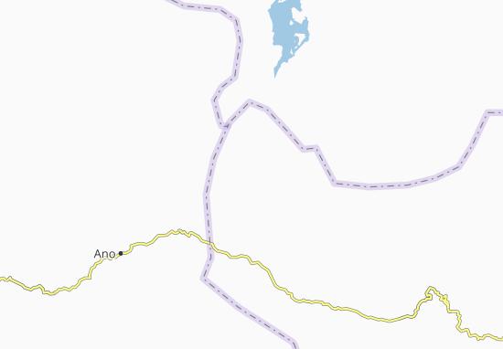 Carte-Plan Adulan