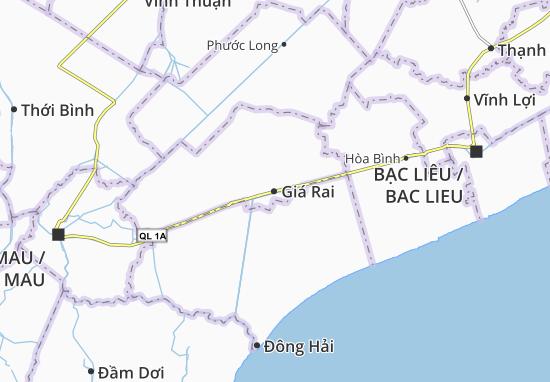 Giá Rai Map