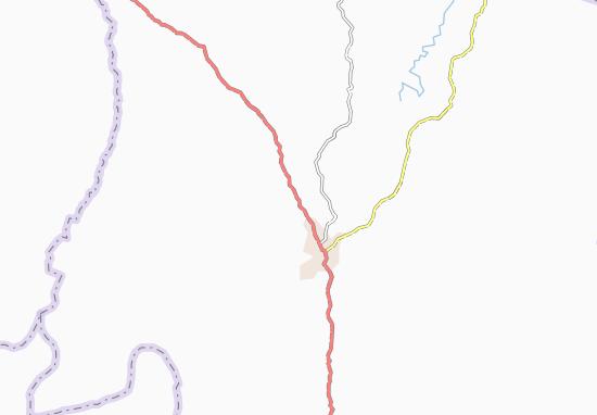 Carte-Plan Tambyandou Koura