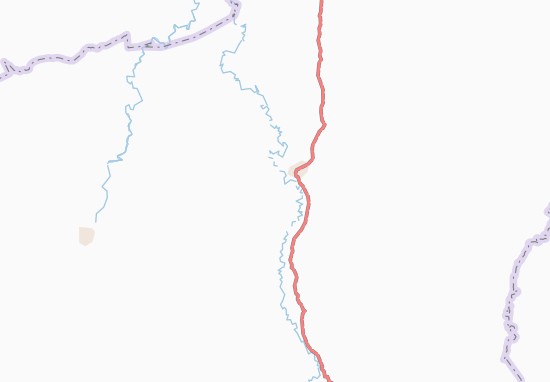 Carte-Plan Ouassako