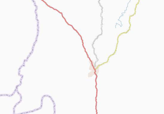 Carte-Plan Tanforia