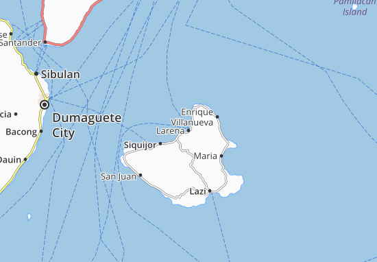 Mappe-Piantine Larena