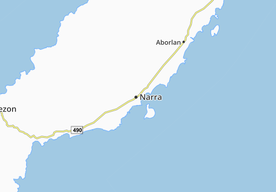 Mappe-Piantine Narra