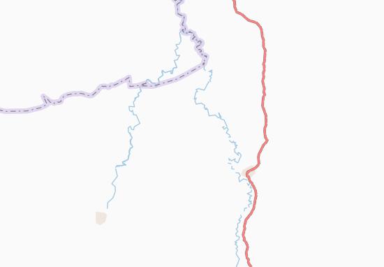 Carte-Plan Oussouma