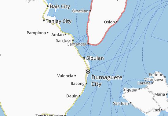 Mappe-Piantine Sibulan
