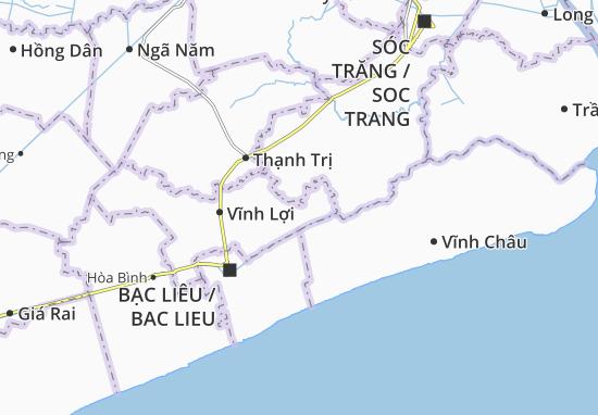 Hưng Thành Map