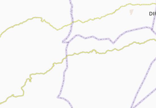 Carte-Plan Karamile