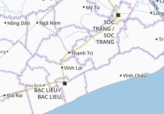 Gia Hòa 2 Map