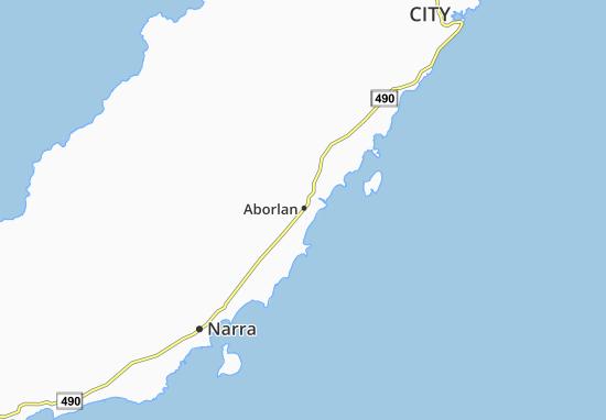 Mappe-Piantine Aborlan