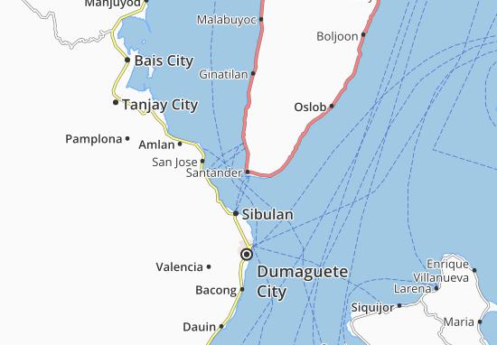 Mappe-Piantine Santander