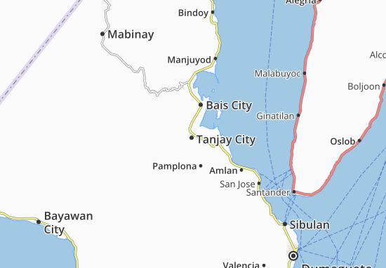 Mappe-Piantine Tanjay City