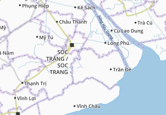 Tài Văn Map