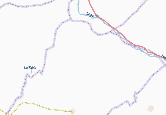 Carte-Plan Tchire Moussey