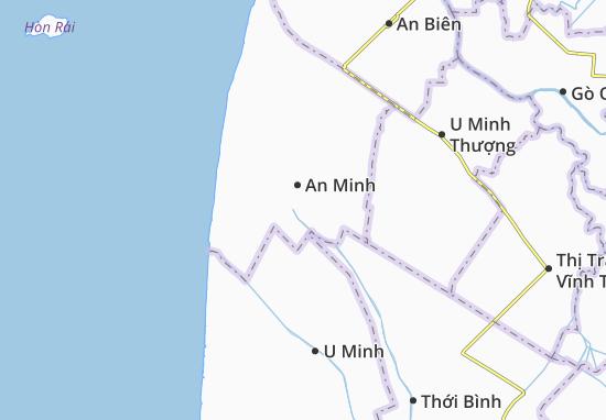 Mapas-Planos Đông Hưng B