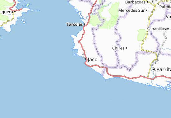 Jaco Map