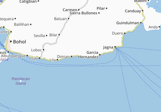 Mappe-Piantine Valencia
