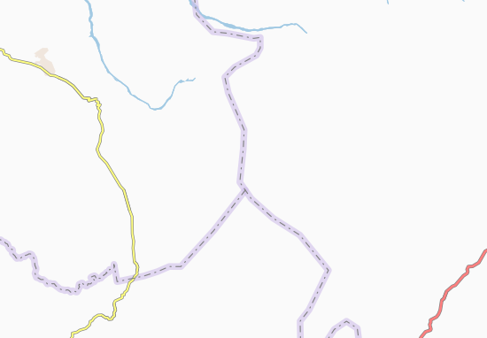 Carte-Plan Angoye