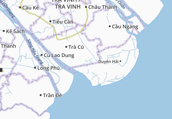 Đôn Xuân Map