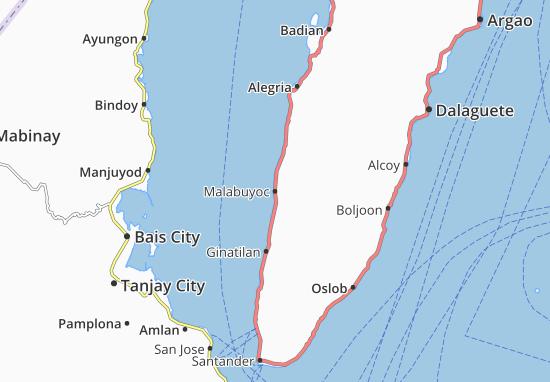 Mappe-Piantine Malabuyoc