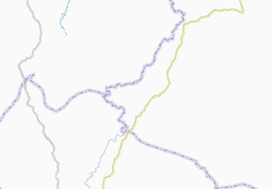 Carte-Plan Ouroubekoro