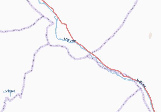 Carte-Plan Djouboul